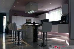 Ritrutturazione ambiente cucina