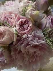 bouquet de mariée rond plus romantique