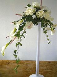Bouquet de mariée élégante