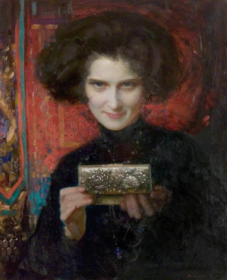 Early 20thC Portrait