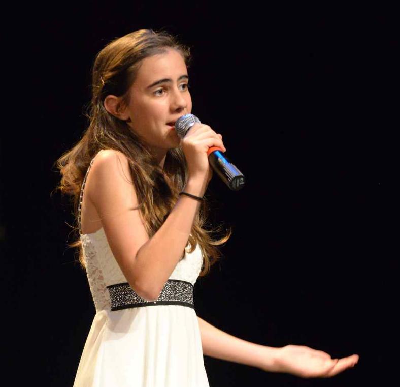 Silvia Andrello - cantante