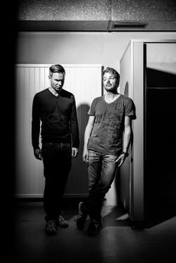 BLUSH - duo pop - visto in TV