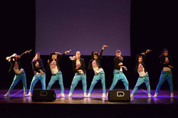 SPLASH - ospiti - hip hop dance