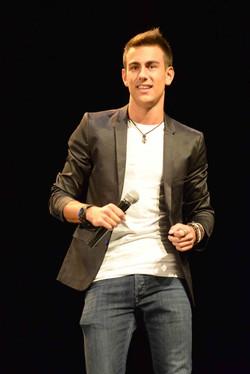 Matteo Cariglia - cantante