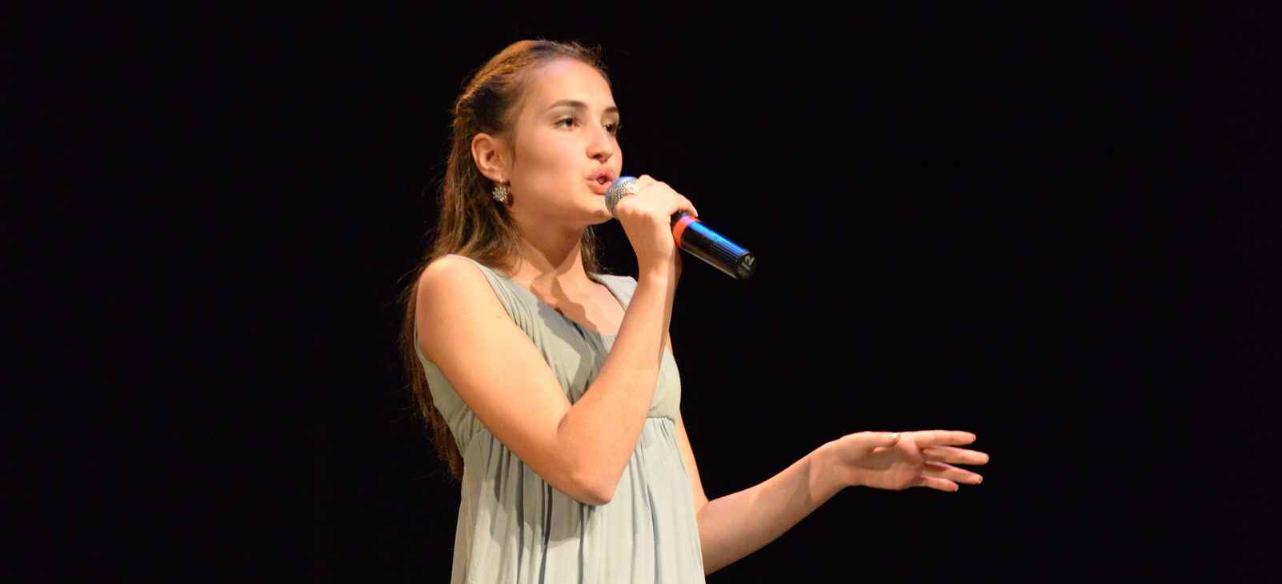 Sofia Togni - cantante