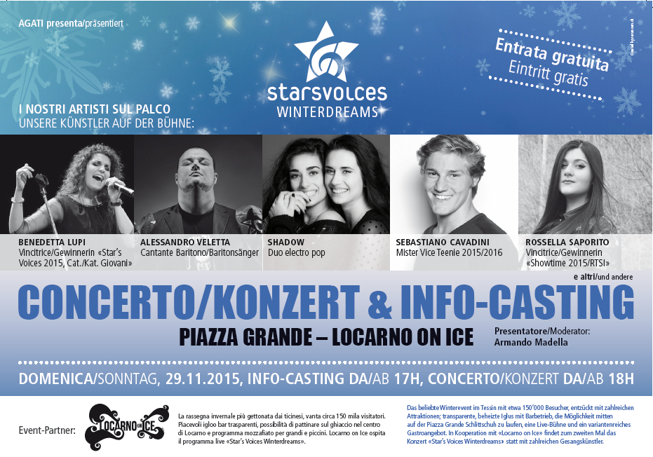 Star's Voices winterdreams 2015