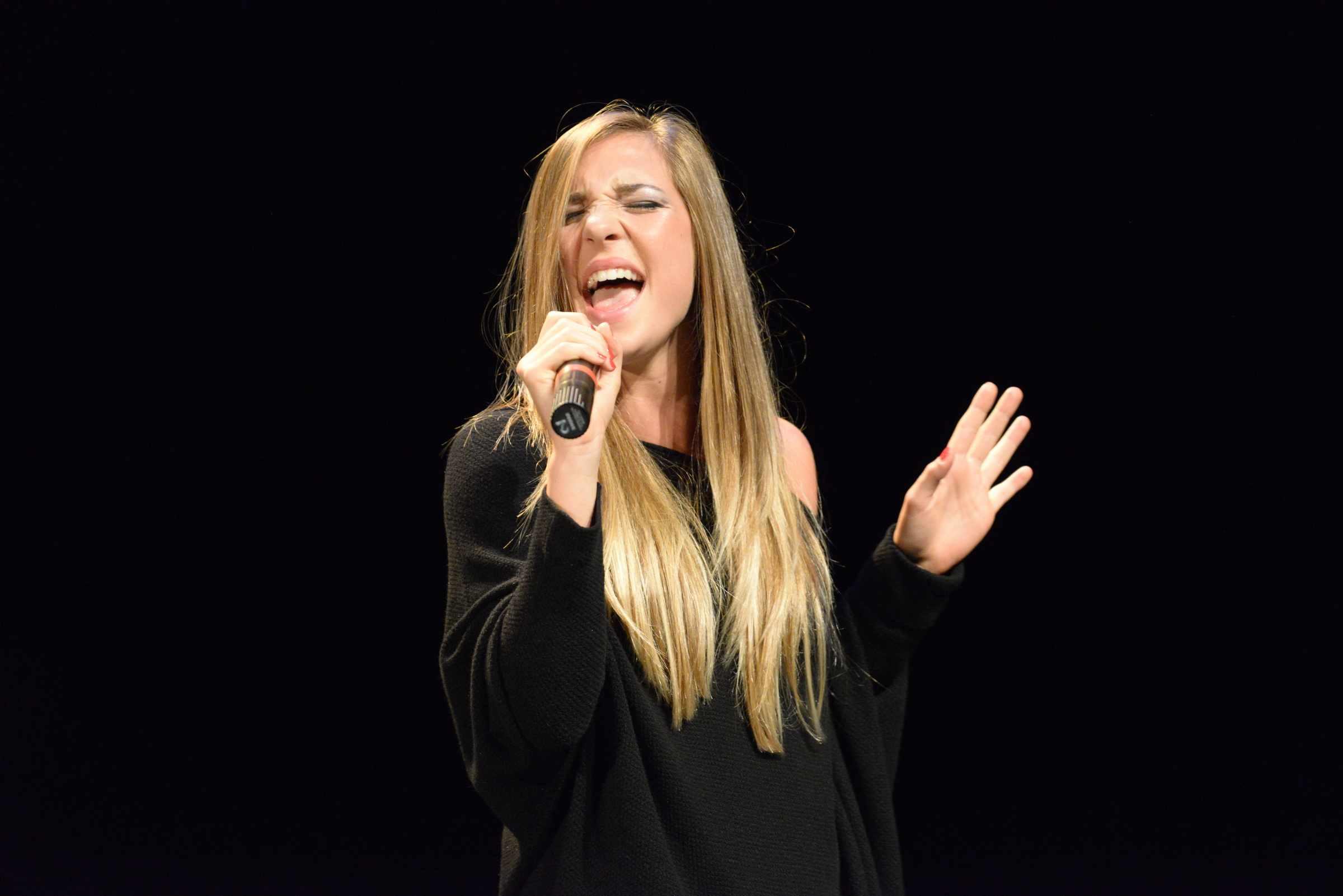 Agata Pelloni - cantante
