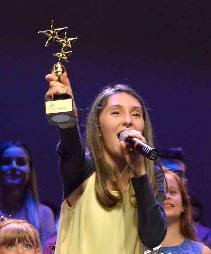 Sveva Pia La Terza - cantante