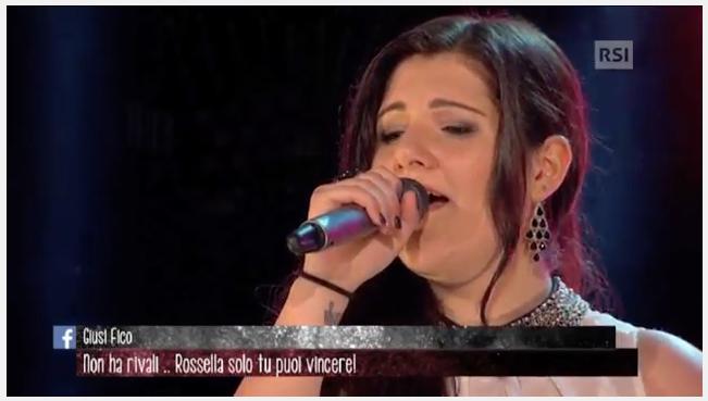 Rosella: Vincitrice Showtime15