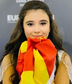 Marija Spasovska, Macedonia
