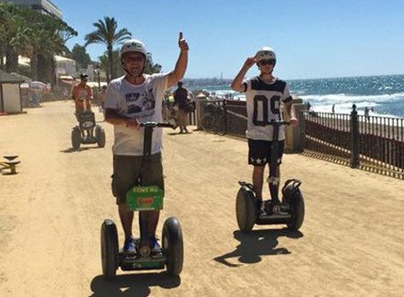 Segway Ends Production, Leaving A Gap in the Tour Vehicle Market