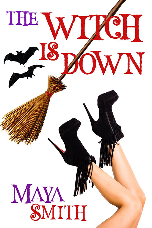 The Witch Is Down