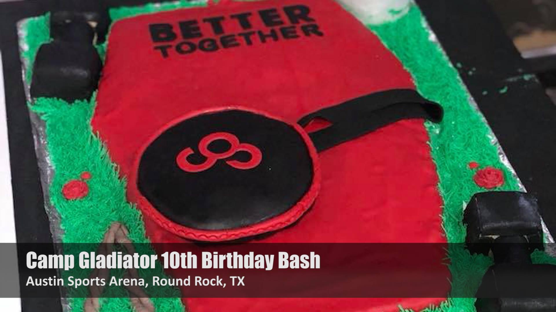CG Super Saturday Birthday Bash (09/15/18)
