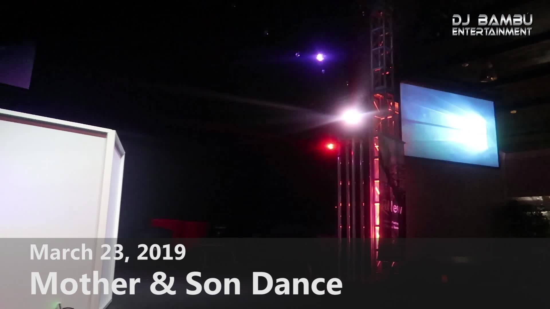 Mother & Son Dance (03/23/19)