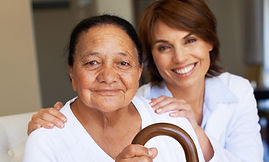 Attentive caregivers, connected senior care