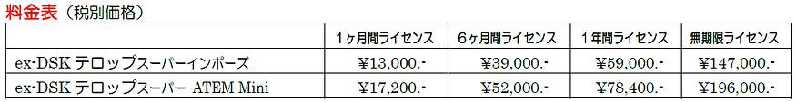 ex-DSKテロップスーパー価格表.png