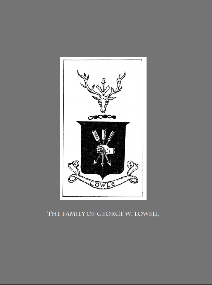Family of George W. Lowell