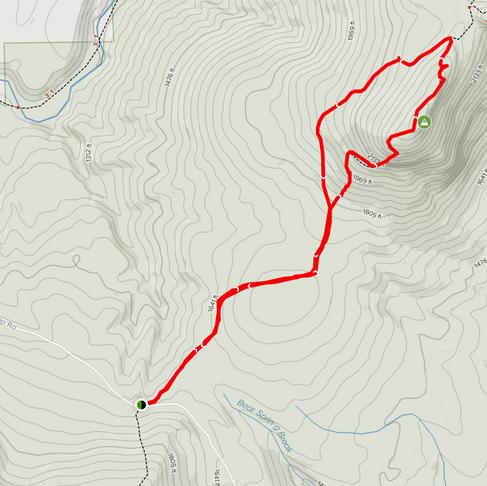 Pine Mountain Ledge Trail