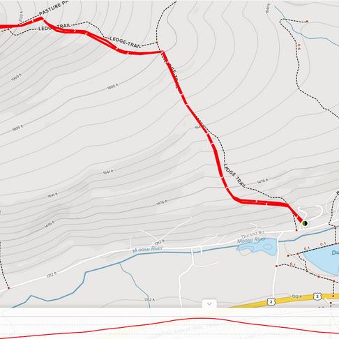 Lookout Ledge Trail