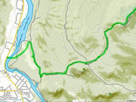 Mahoosuc Trail to Leadmine Ledge