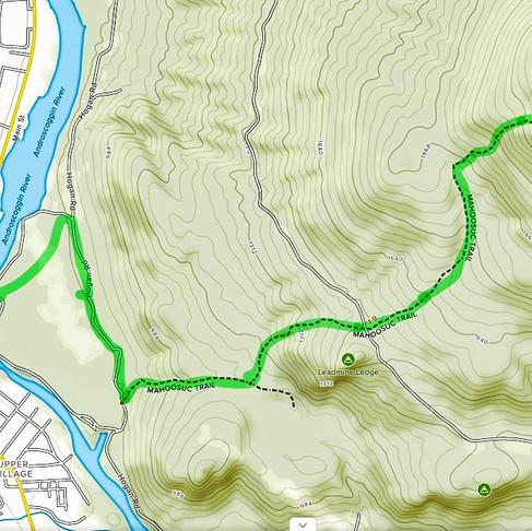 Mahoosuc Trail to Mt. Hayes