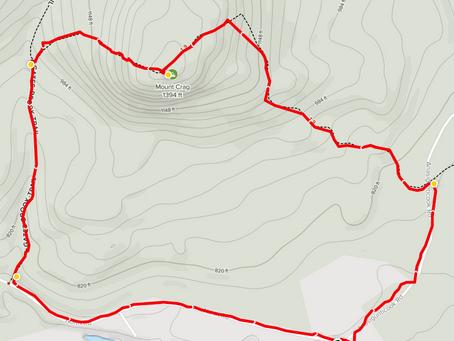 Mount Crag Loop