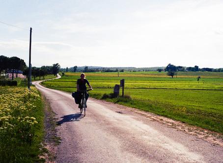 Voyager à Bicyclette