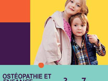 Avez-vous pensé à consulter un ostéopathe pour votre enfant?