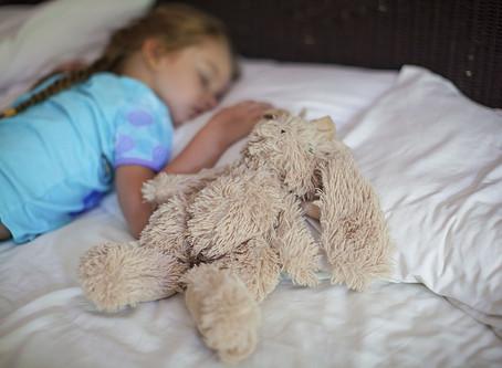 😴Quand l'enfant recommence à faire pipi au lit