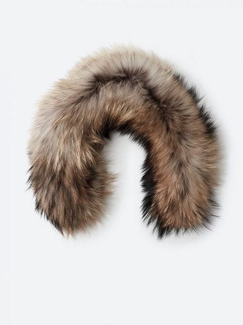Fourrure DOS LOUP pour capuchon manteaux d'hiver Kanuk