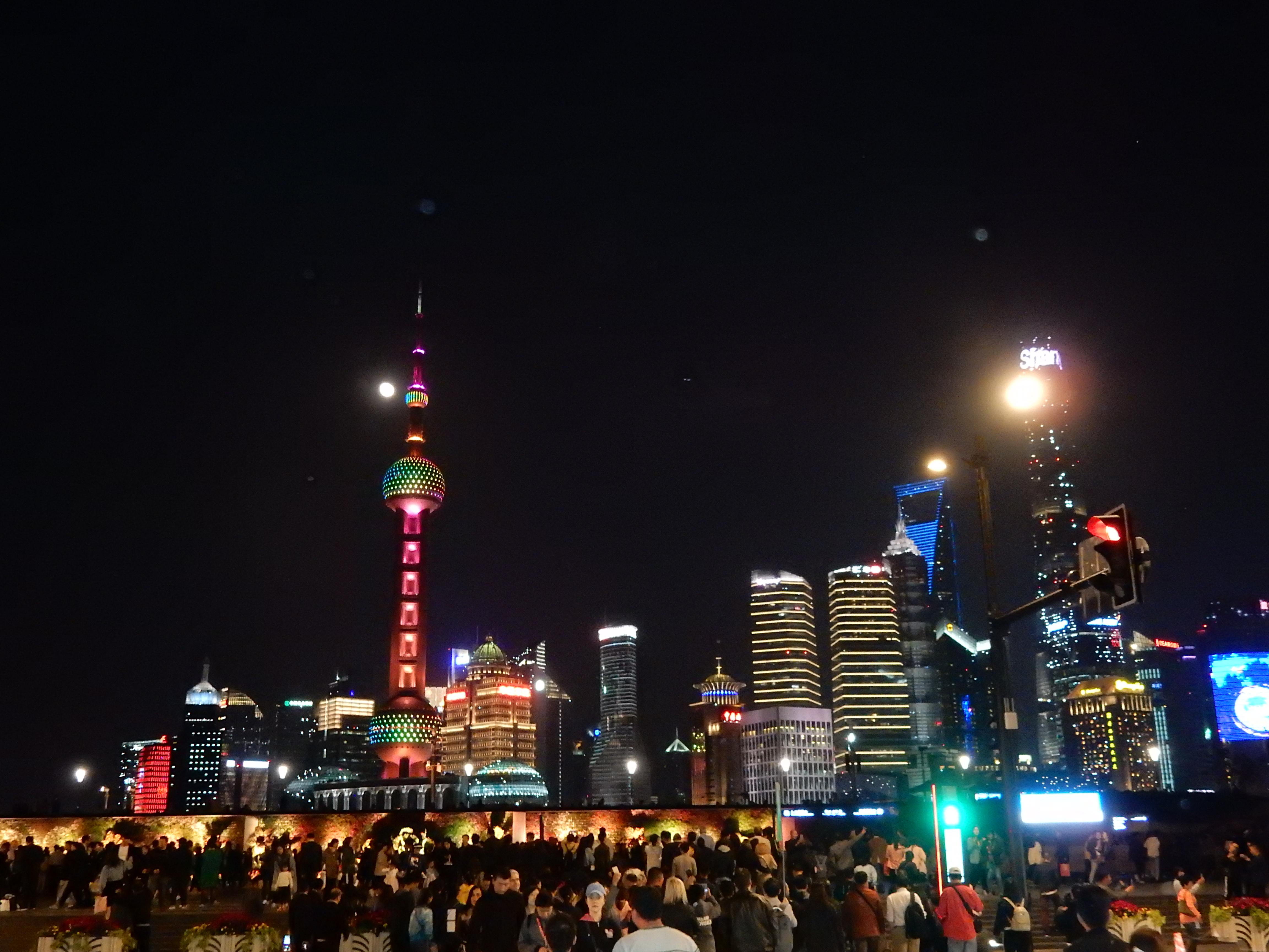 Shanghai, September-November 2018