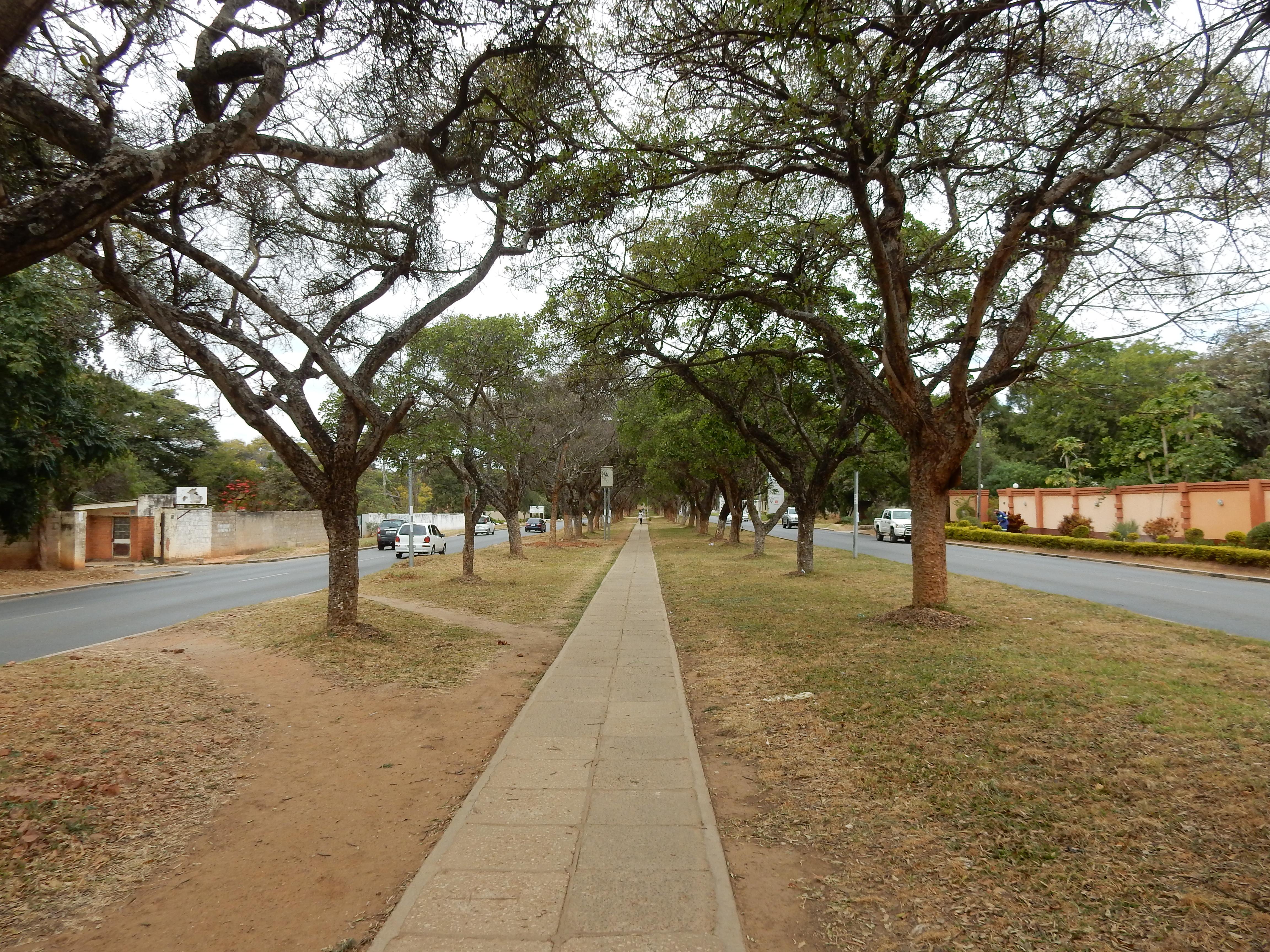 Lusaka, Zambia, 2017