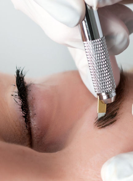 Eyebrow Microblading in Melbourne.