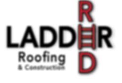 Red Ladder Roofing Logo North Texas Roofer