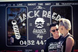 Jack Reed Mobile Barber Shop