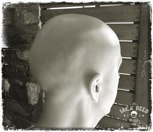Cut Throat Head Shave