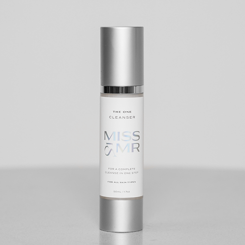Miss & Mr The One Cleanser Luxury Skincare