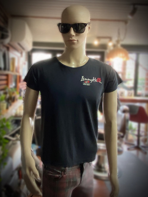 LennyHell Day Barber Lady Tee
