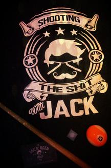 Jack Reed Barber Shop Tees
