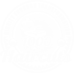1000 Haircuts project