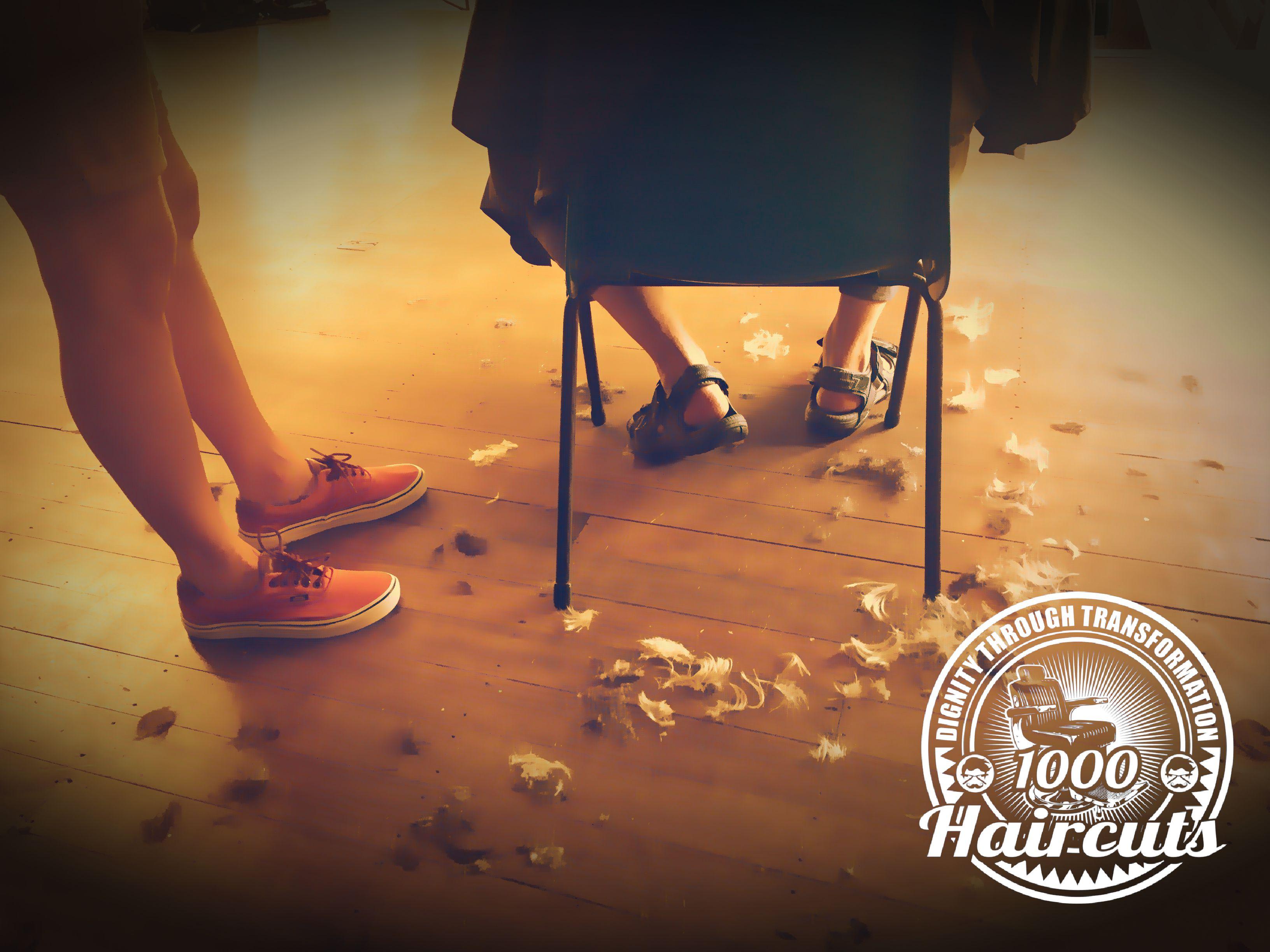 1000 Haircut