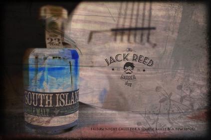 Jack loves single malt South Island