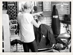 Jack Reed Hair Cut