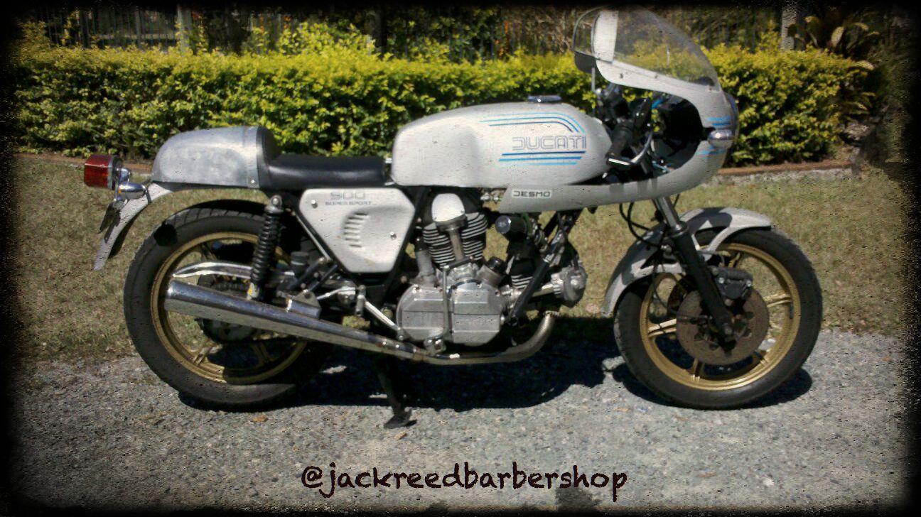 1982 Ducati 900 Super Sport
