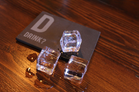 Drink? With ice