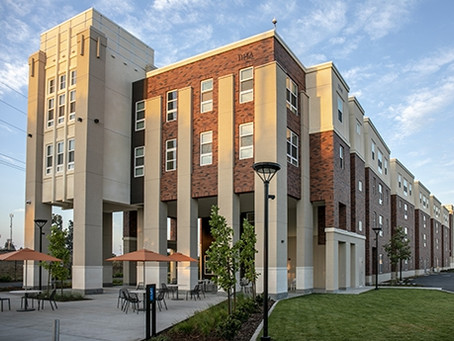 Capstone Development Opens Five On-Campus Communities Totaling 3,000 Beds