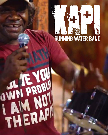 Kapi - Running Water Band