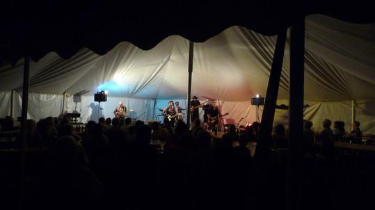 The Troubadour, Newstead Live Festival