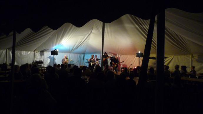 The Troubadour, Newstead Live Festival