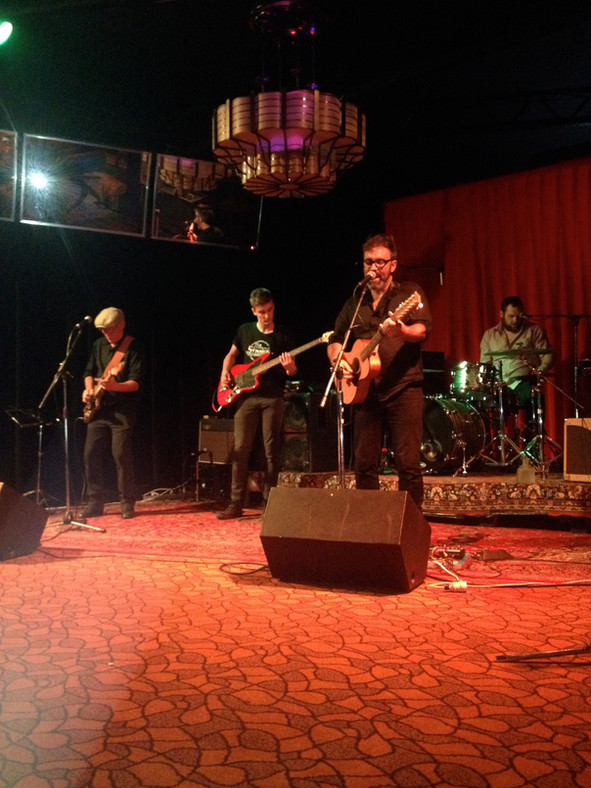The Lazybones Lounge, Marrickville
